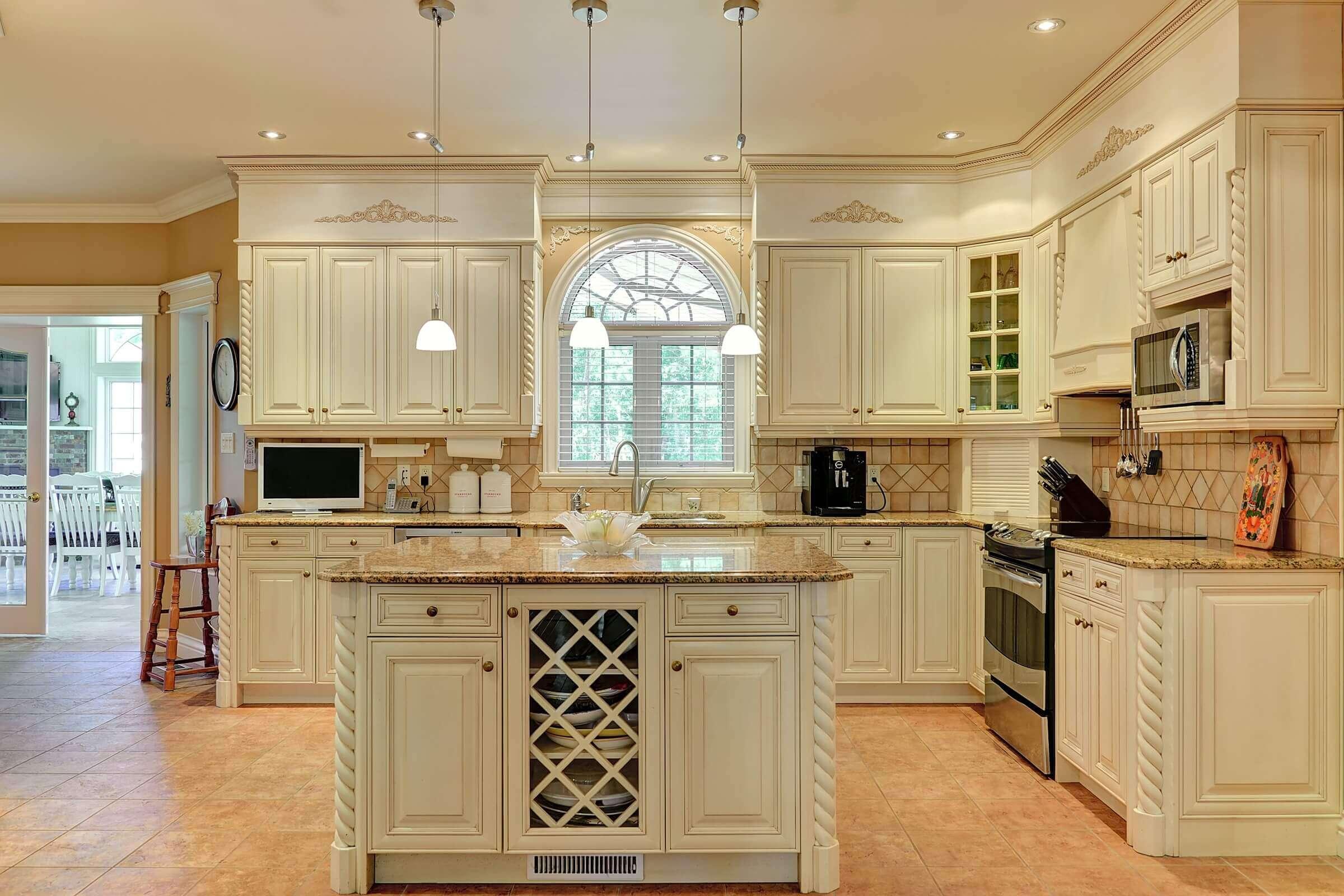 photographe immobilier cuisine intérieure